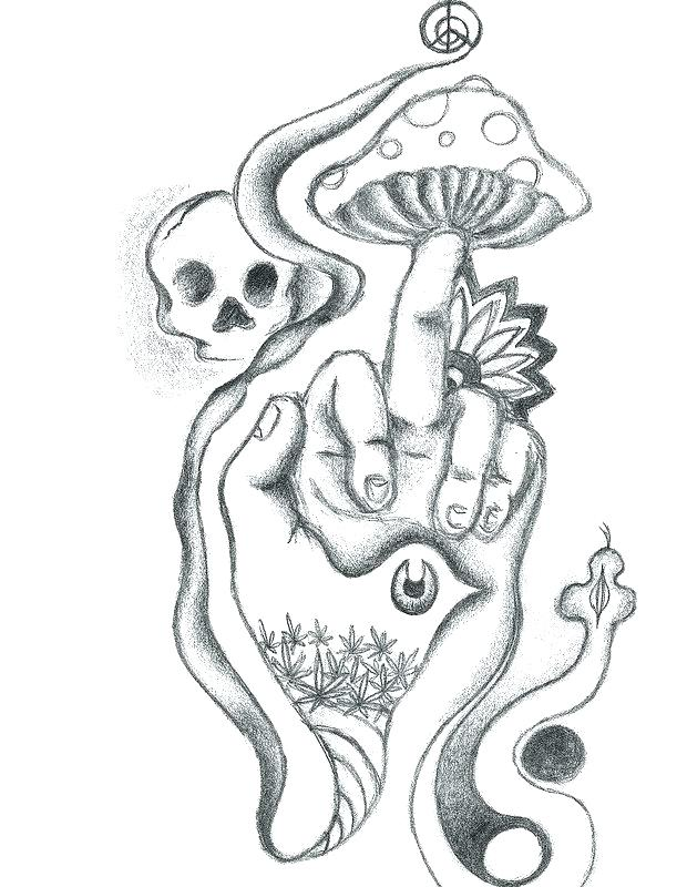 620x800 Elegant Coloring Pages Of Tattoos Free Download Tattoo Design Full