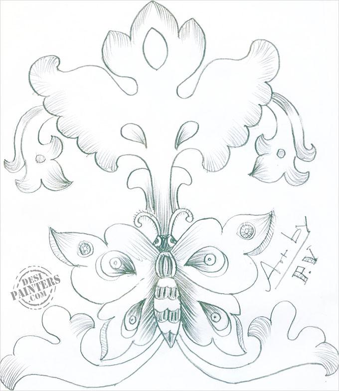 680x783 Cartoon Drawings