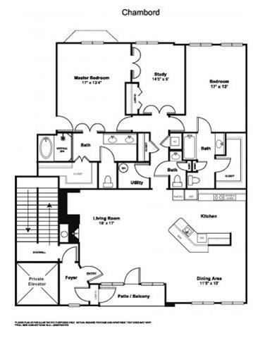 359x480 Trianon By Windsor Apartments, 2820 Mckinnon Street, Dallas, Tx