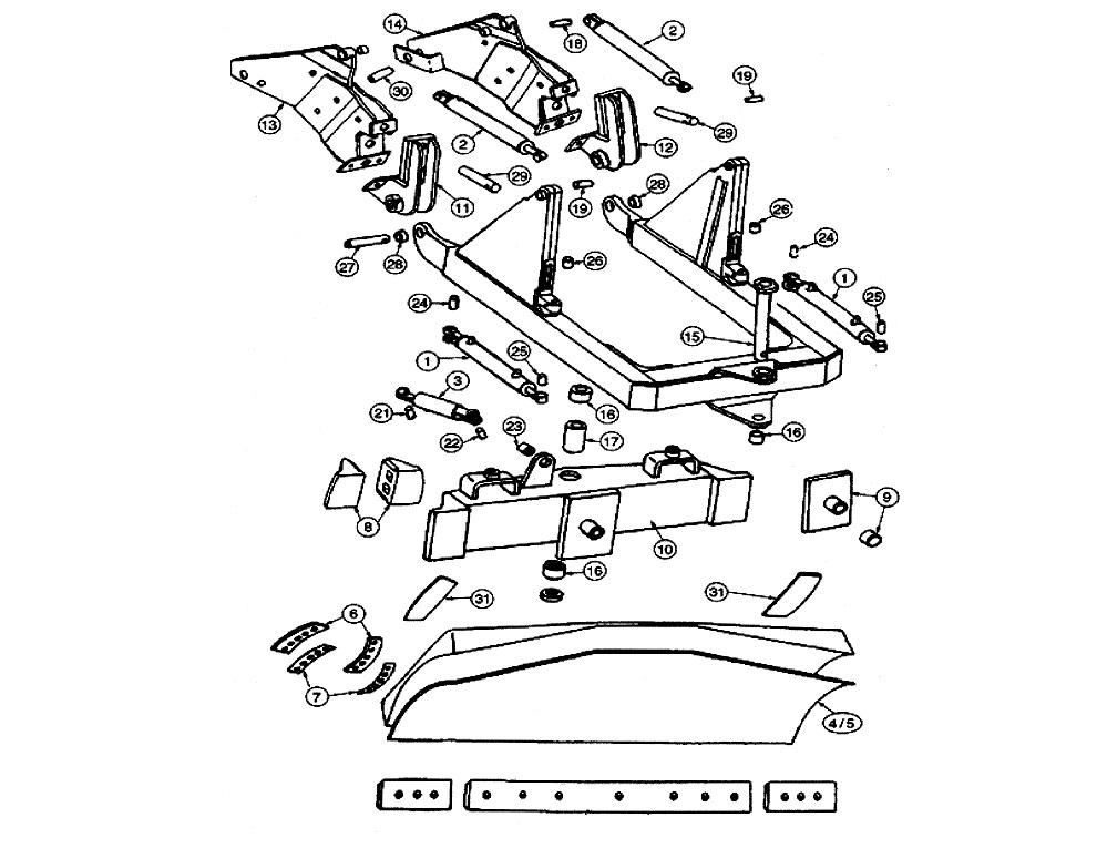 John Deere 111 Diagram