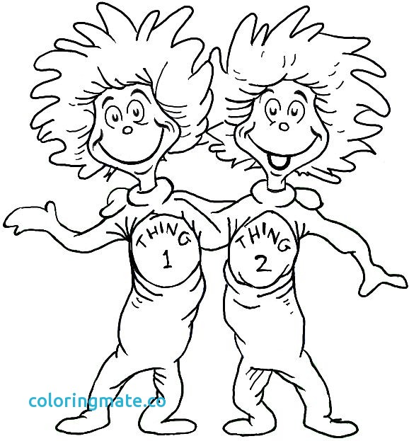 578x623 Cat In The Hat Coloring Pages Luxury Best 25 Dr Seuss Coloring