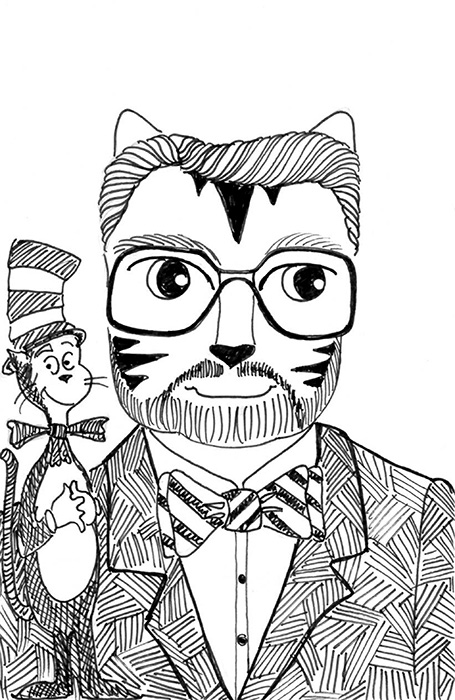 455x700 What A Cat! Dr. Seuss Link! The Crafty Sisters