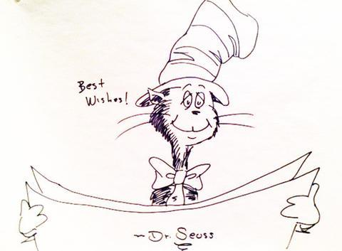 480x353 Dr. Seuss Original Art Artkandy