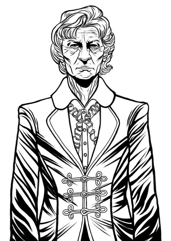 568x800 Succulent Sketchings 3rd Doctor.
