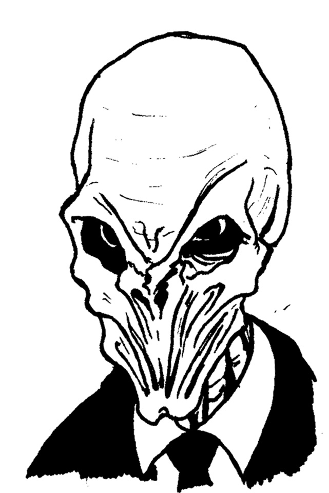 641x960 The Silence Sketch Card By Mgette86 On Lyd's Dr. Who