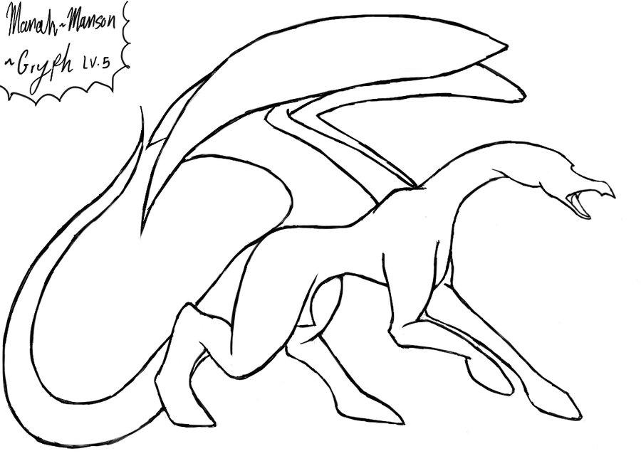 900x641 Dragon Anatomy
