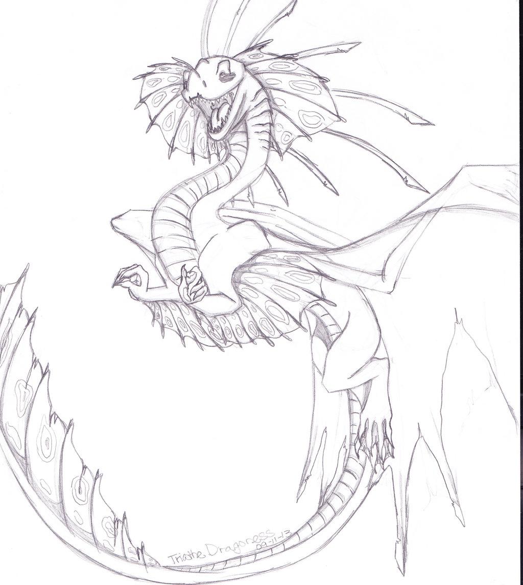 1024x1144 Anatomy Sea Dragon By Triathedragoness