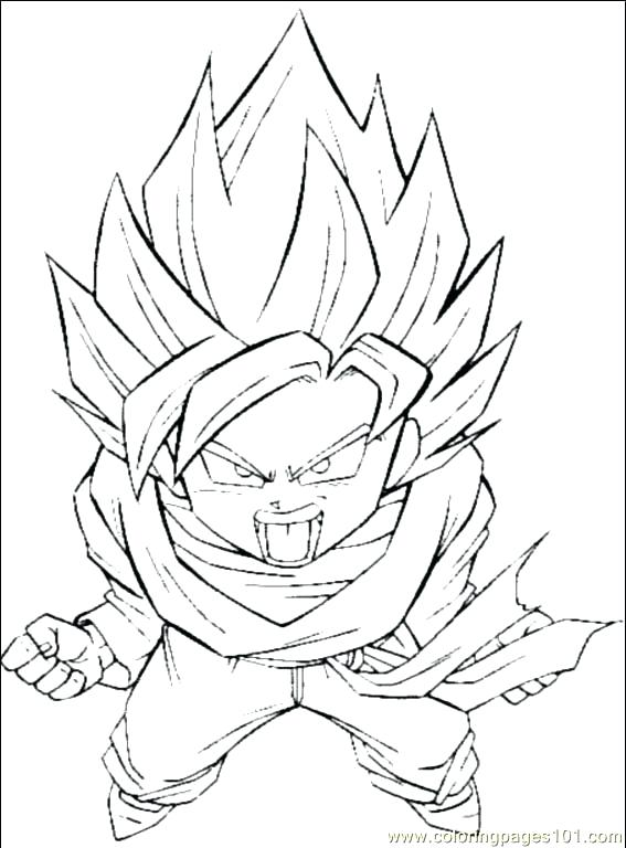 567x768 Dragon Ball Gt Coloring Pages Dragon Ball Coloring Pages Dragon