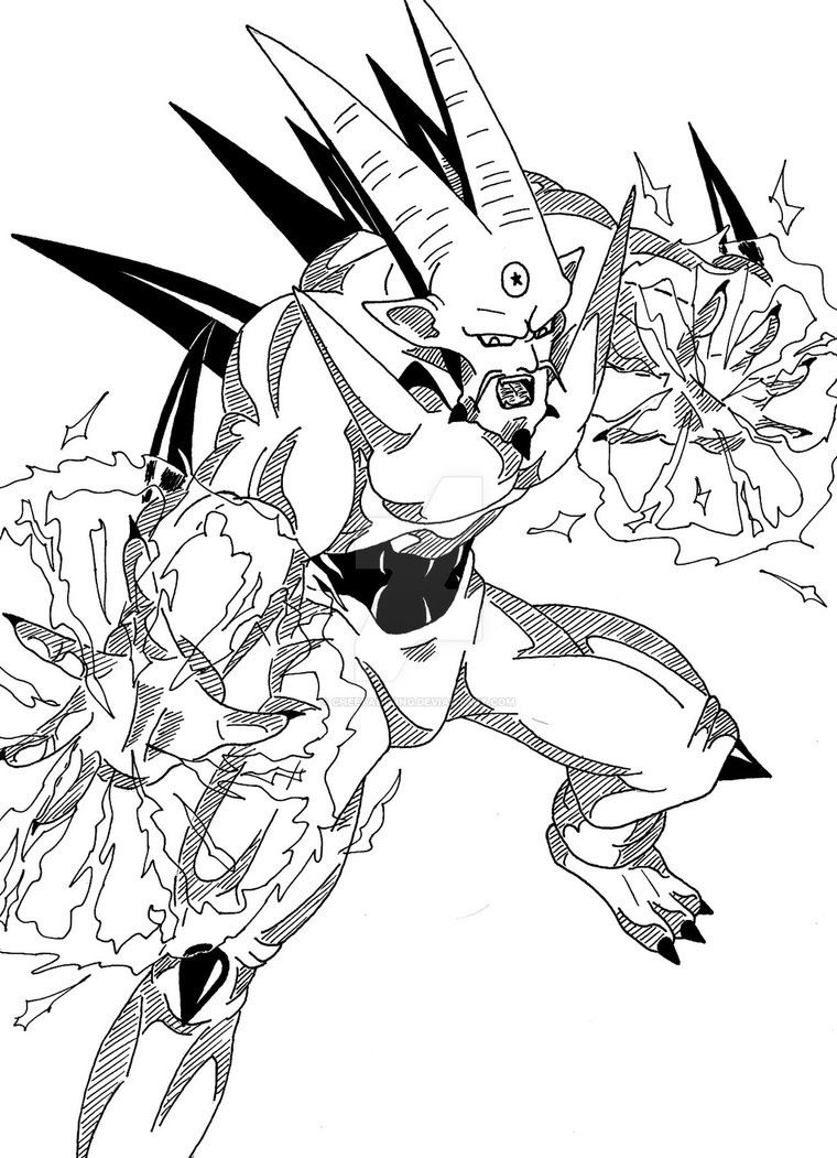 760x1051 Dragon Ball Gt