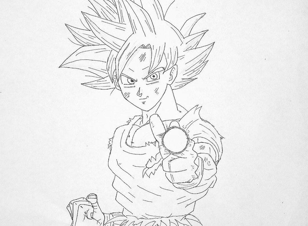1043x766 Goku Ssj God