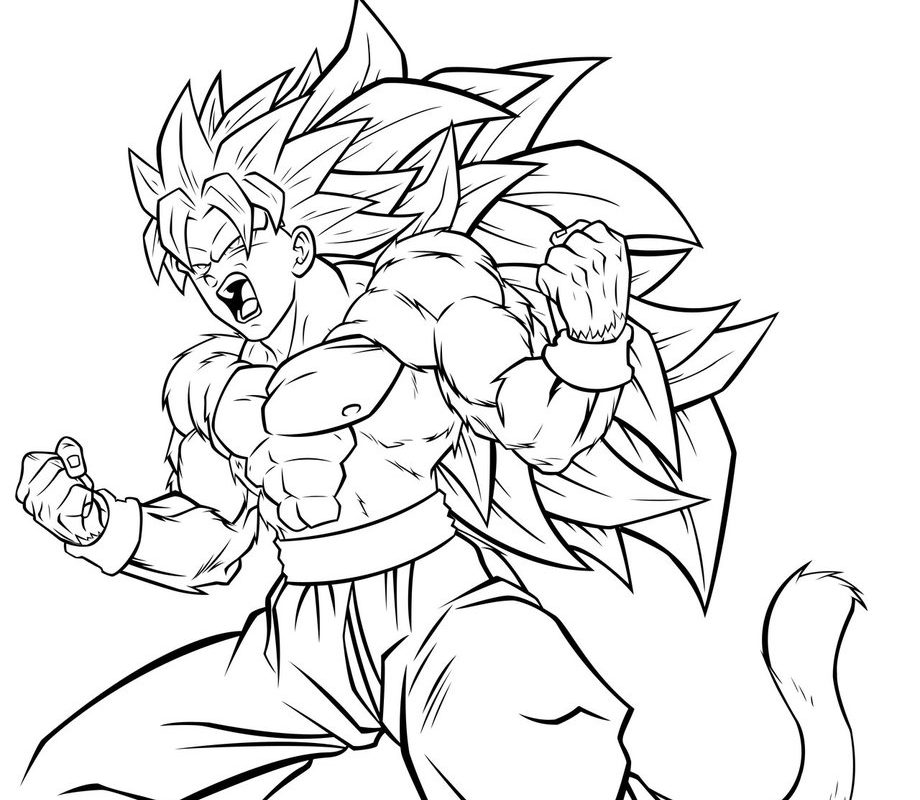 920x800 Dragon Ball Z Coloring Page Pictures Hard For Adults Pages Cartoon