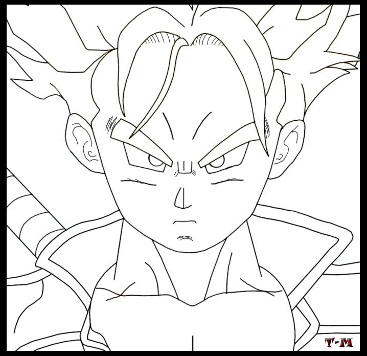 718x696 Dragon Ball Z Kai Drawings Many Interesting Cliparts