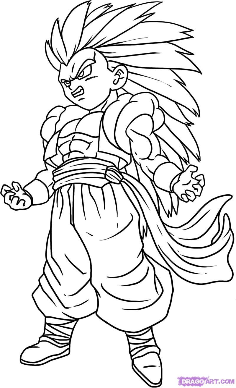 800x1312 Dragon Ball Z Characters Drawings