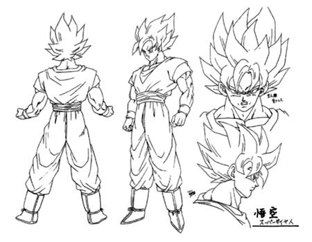 450x350 How To Draw Dragon Ball Z