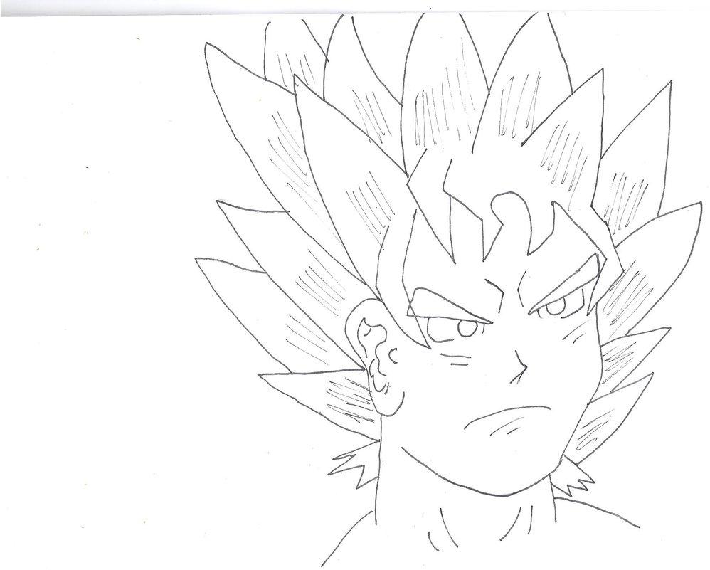 998x801 Custom Dragon Ball Z Super Saiyan 2 Character By