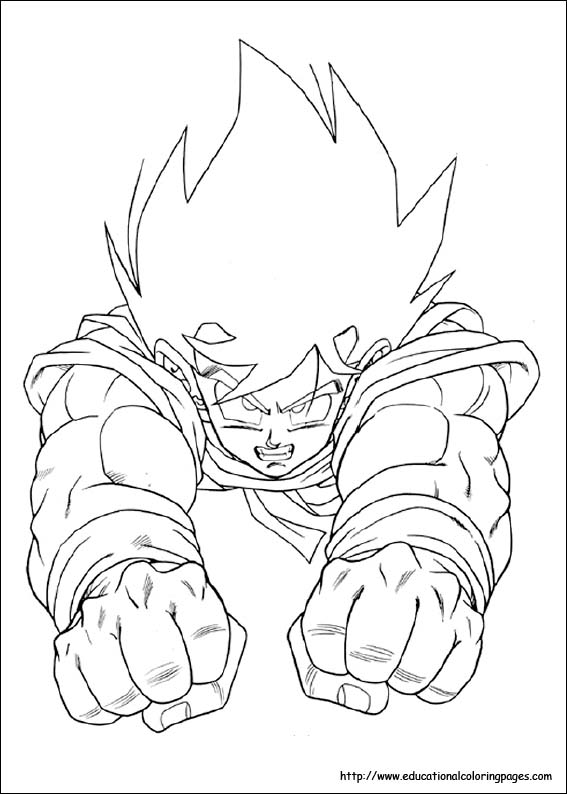 Dragon Ball Z Drawing Games at GetDrawings.com | Free for personal ...
