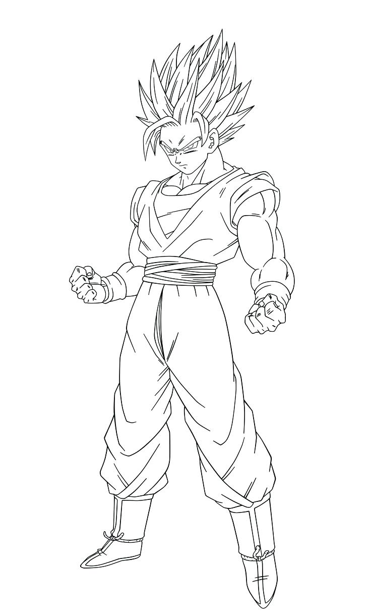 The Best Free Gogeta Drawing Images Download From 44 Free