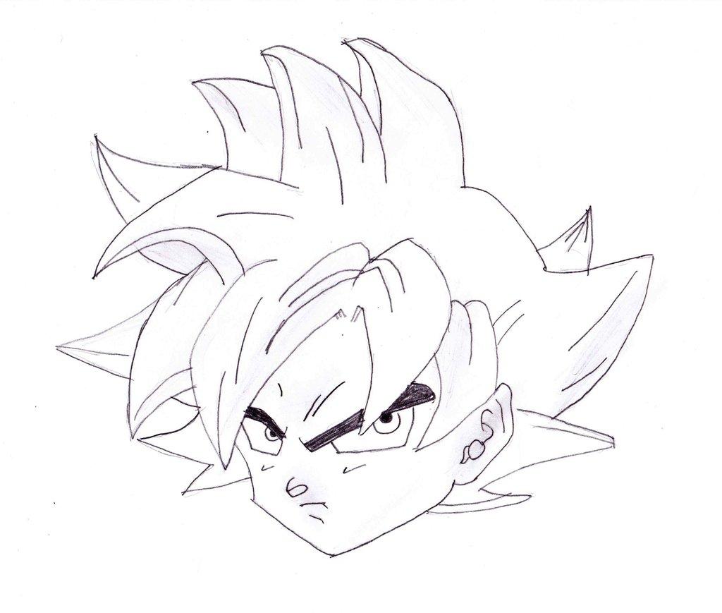 1024x869 Dragon Ball Z Goku By Tehlildevil