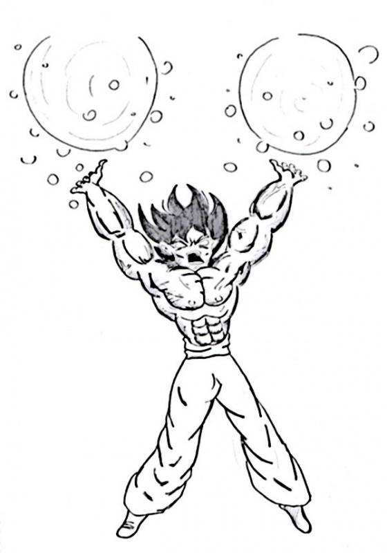 560x800 Angry Teen Gohan Dragon Ball Z Fanart
