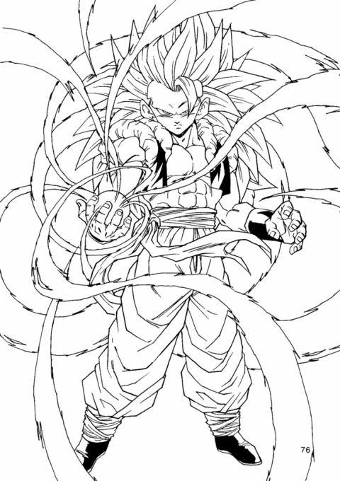 480x680 Gotenks Ssj3 , Dragon Ball Z Dragon Ball Z Dragon