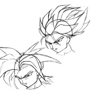 325x323 How To Draw Trunks
