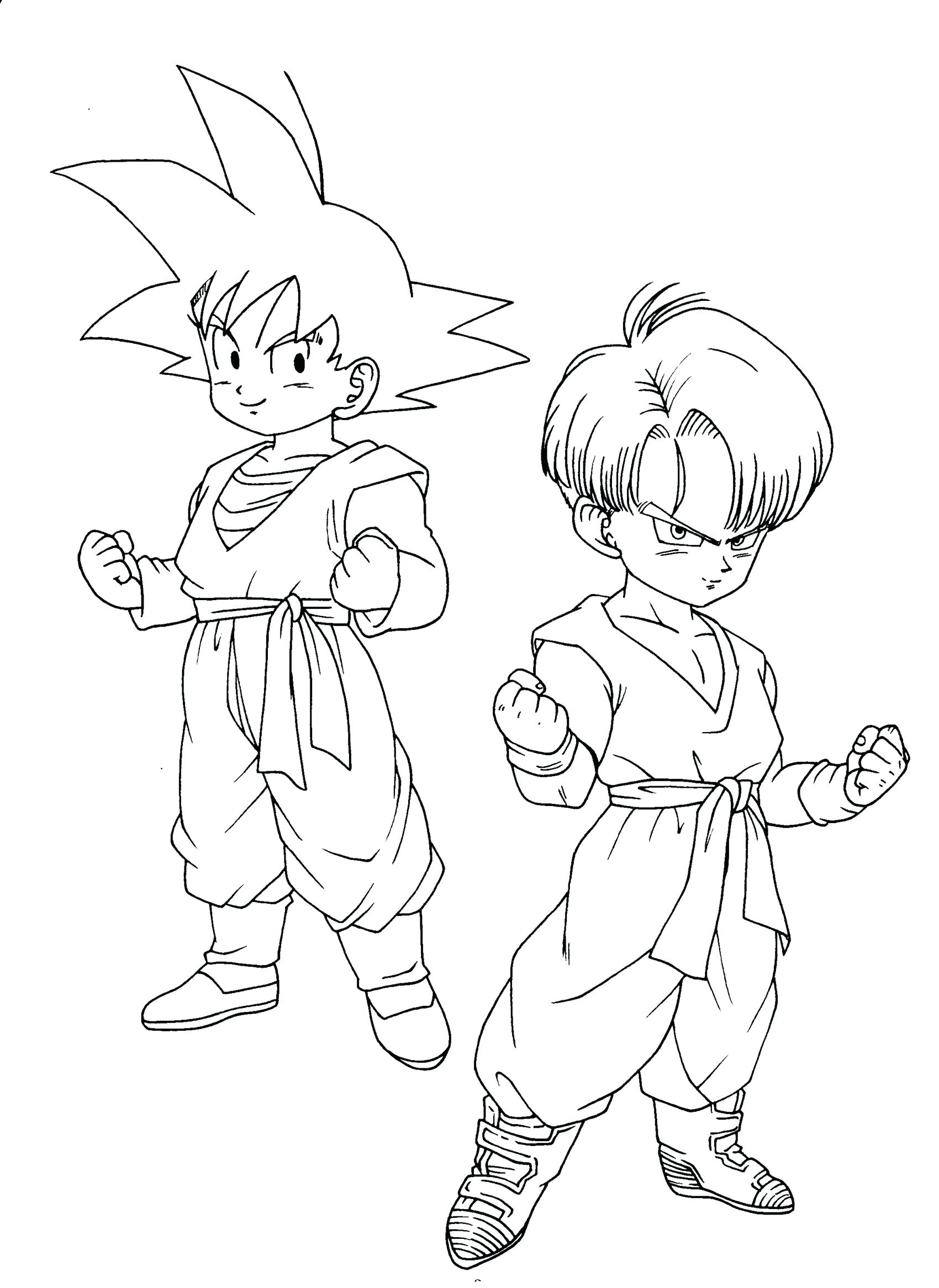 1700x2333 Coloring Vegeta Coloring Pages Page Dragon Ball Z Cartoons