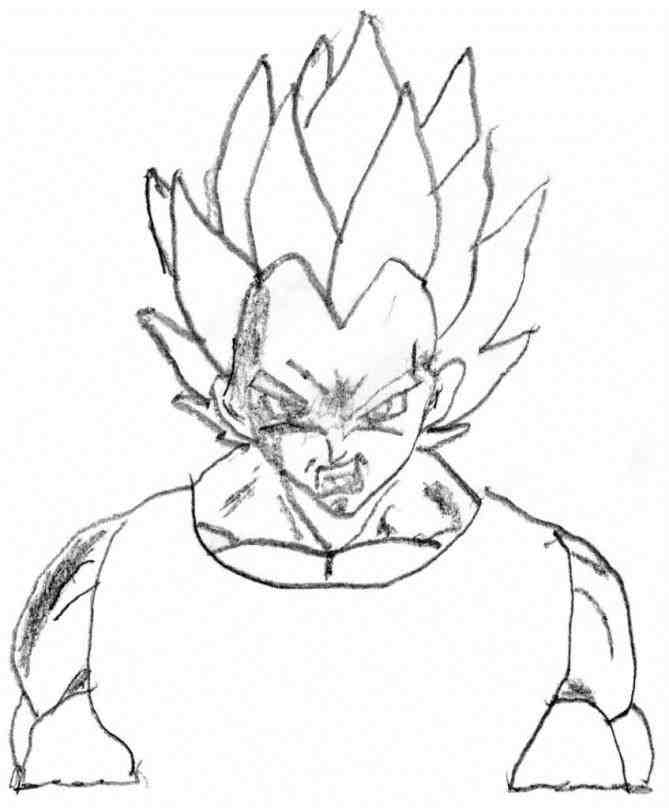 669x808 Saiyan Vegeta God By Darkcrawler On Vegeta Dragon Ball