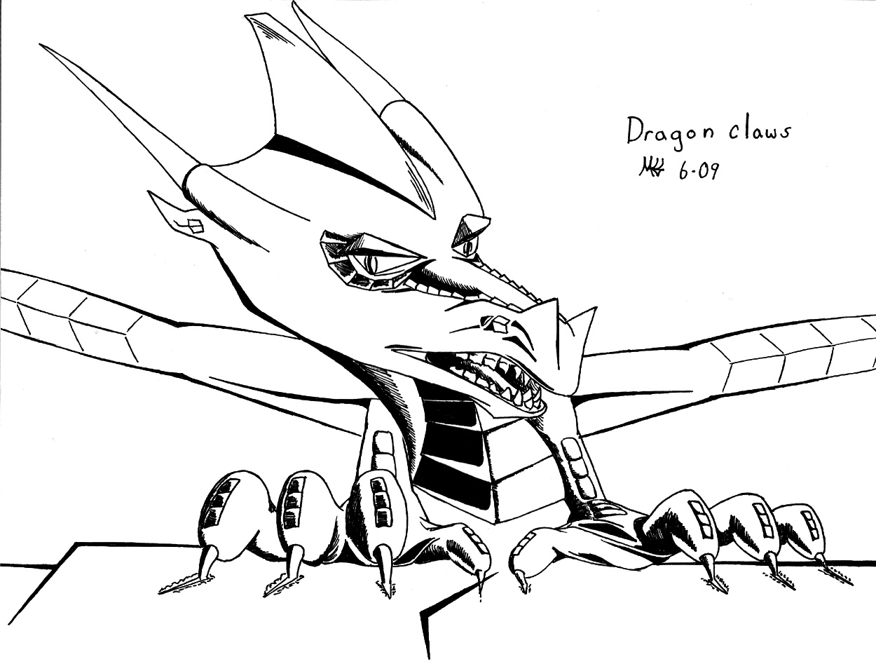 1250x947 Dragon Claws By Dragonwolface