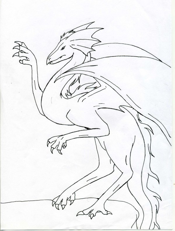 600x792 Dragon Claw By Kotori 89