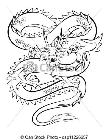366x470 Fierce Dragon Illustrations And Clipart. 372 Fierce Dragon Royalty