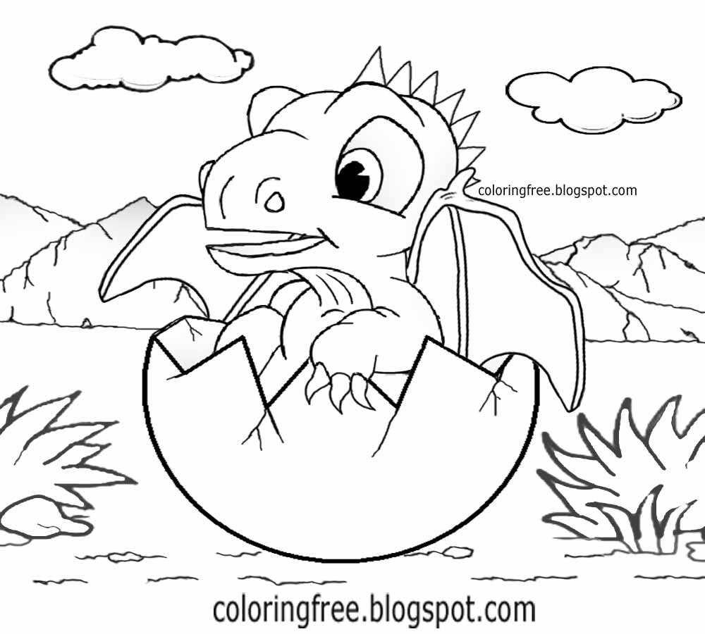 Dragon Drawing For Kids at GetDrawings.com | Free for personal use ...
