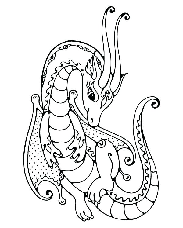 600x750 Dragon For Coloring Dragon City Coloring Pages Dragon Coloring