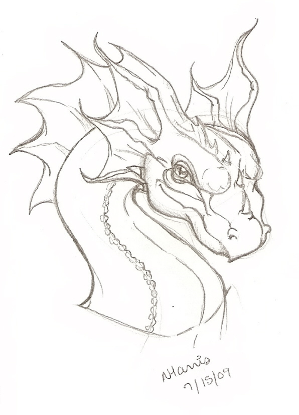 Dragon Drawing In Pencil At Getdrawings Com Free For Personal Use