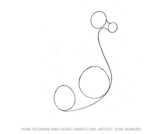 550x458 How To Draw A Dragon Designer S Kick