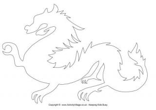 320x226 chinese dragon how to draw