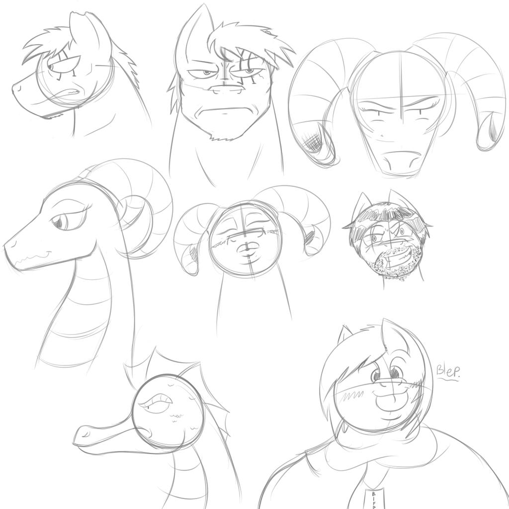 Dragon Eye Drawing Step By Step