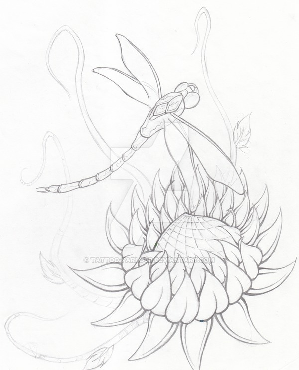 600x742 Lotus Dragonfly Wip