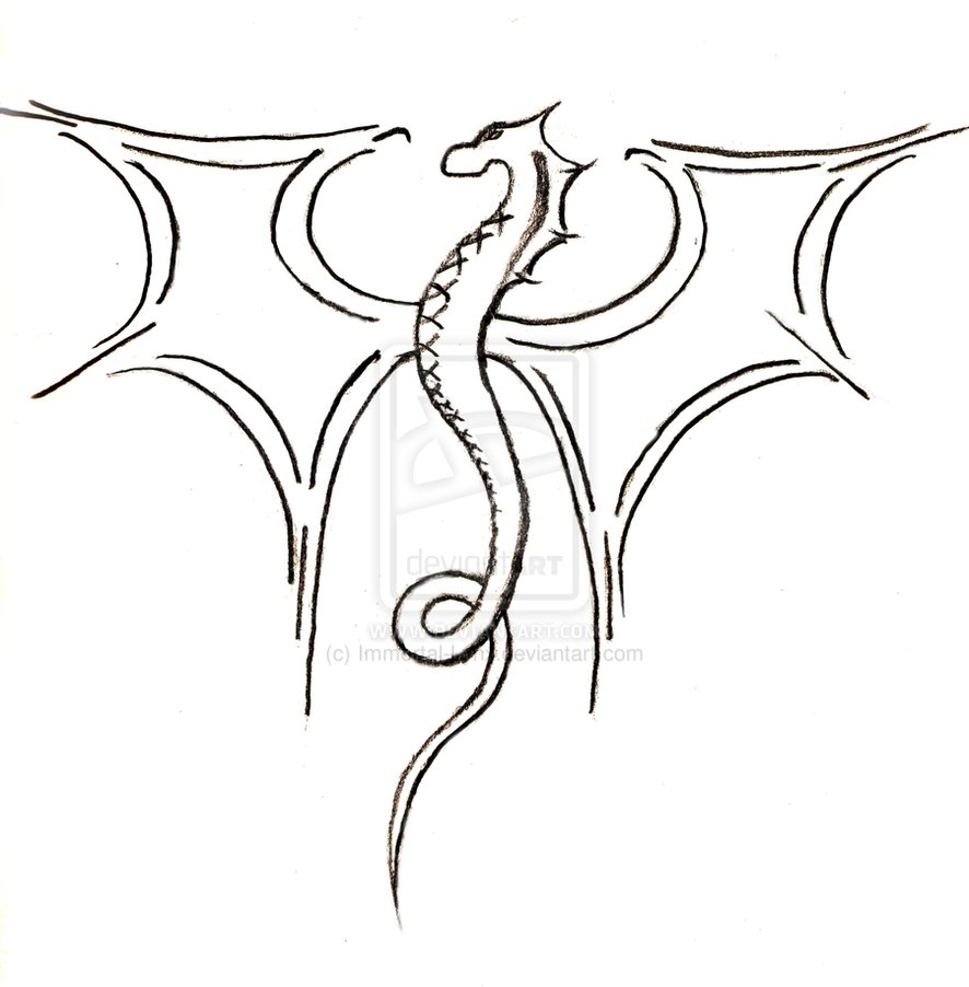 886x902 Dragon Drawings For Beginners Pix For Gt How To Draw A Cool Dragon