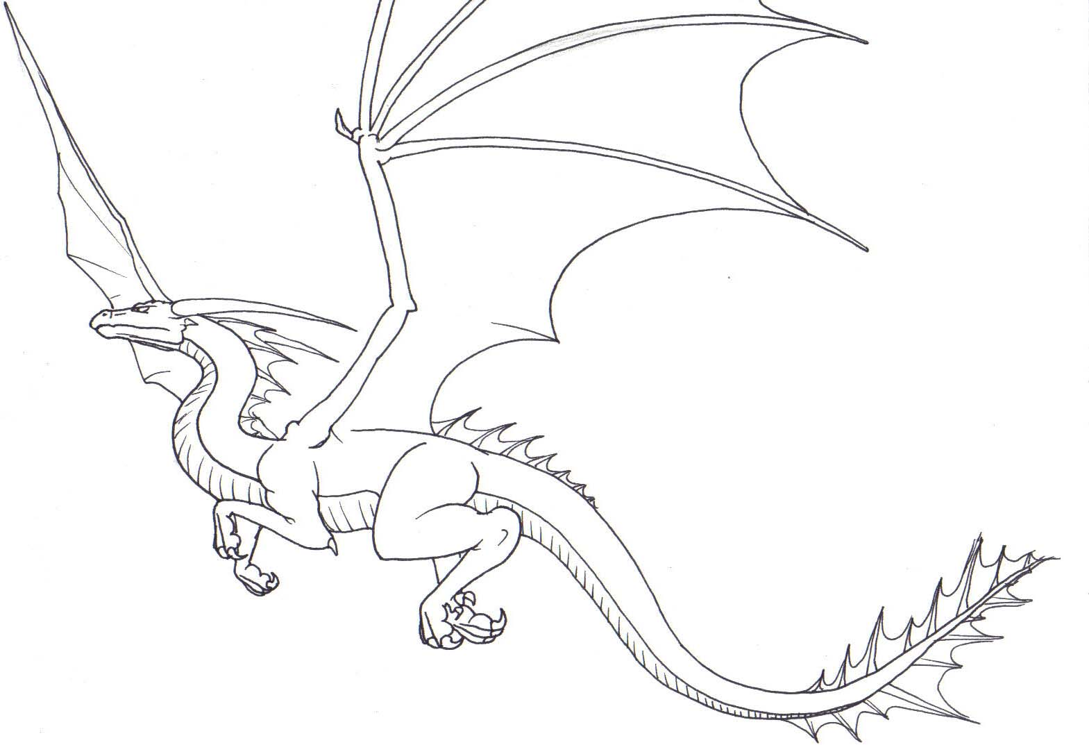 1569x1073 How To Draw Chinese Sky Dragon Step By Step Dragons Draw