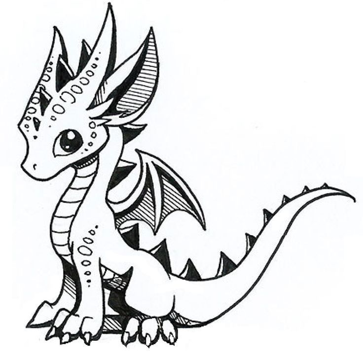 736x722 Image Result For Drawing Dragons Dragens Dragons