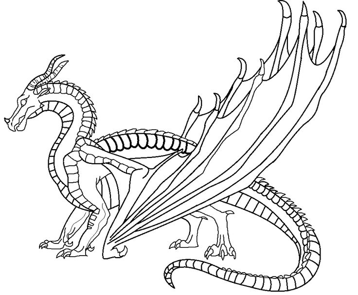 736x607 Wings Of Fire Coloring Pages 76 Best Images On