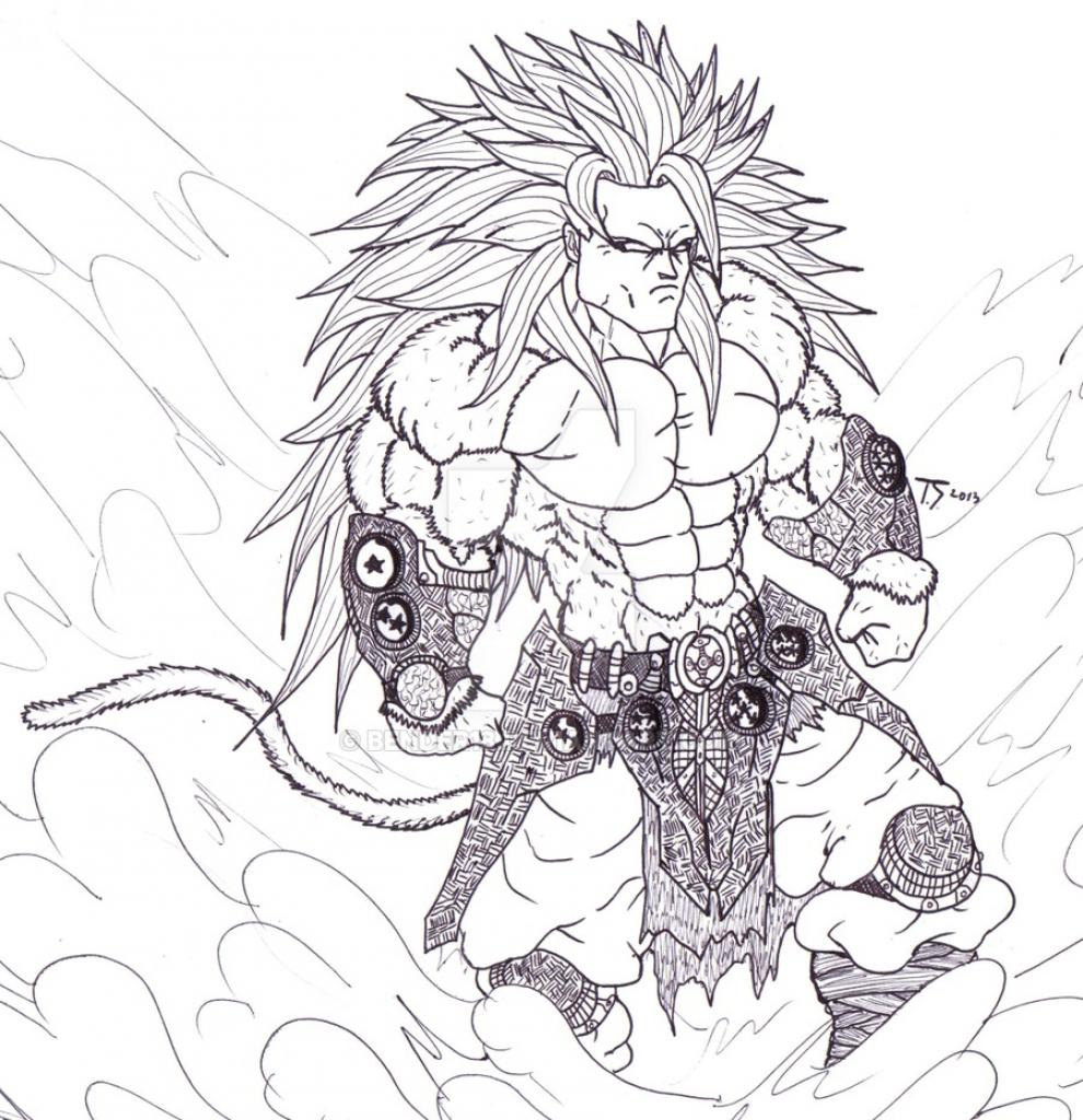 990x1024 Dragon Ball Z Super Saiyan God Images Sketch