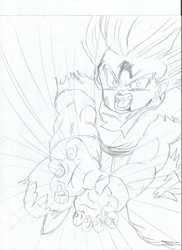 364x500 Dragon Ball Z Images My Dragon Ball Drawings 8) Hd Wallpaper
