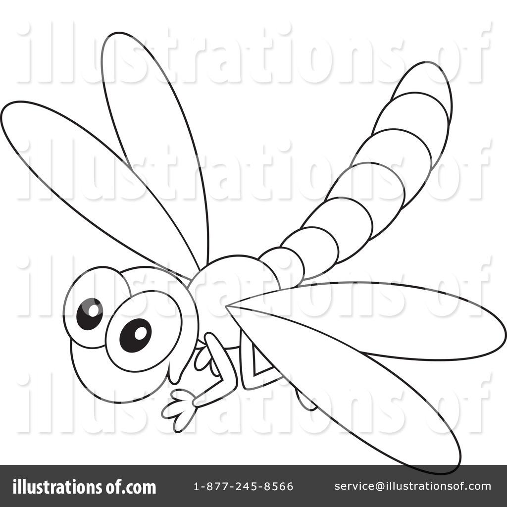 Diagram Of A Cartoon Dragonfly - Circuit Connection Diagram •