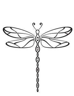 236x305 Detailed And Pretty Dragonflies! These Would Be Beautiful