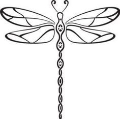 236x234 How To Draw A Dragonfly Worksheet