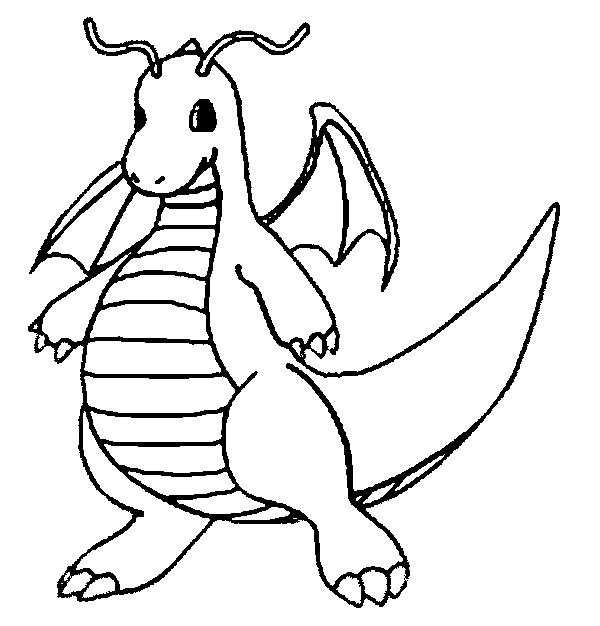 600x626 Coloring Pages Pokemon