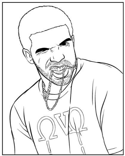 Drake Drawing Easy