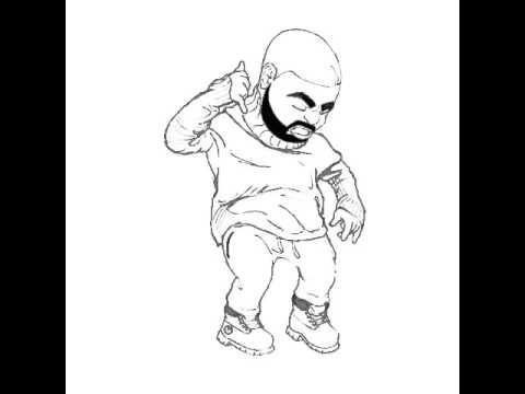 480x360 Hotlinebling Drake Speed Drawing
