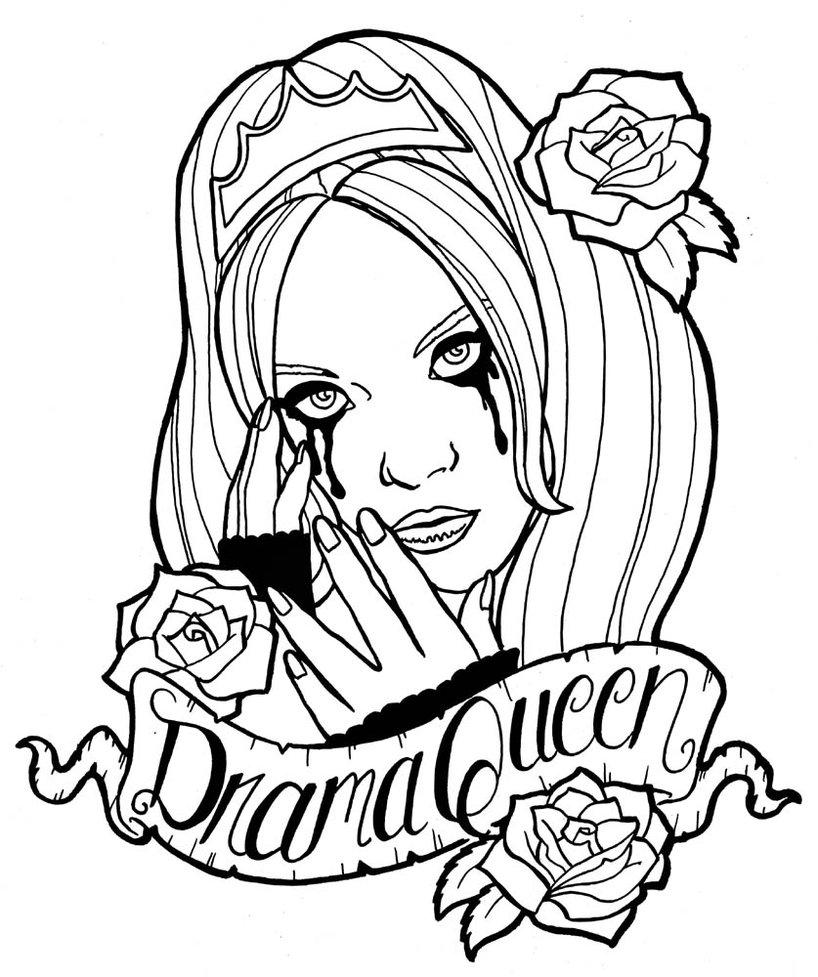 drama drawing at getdrawings com